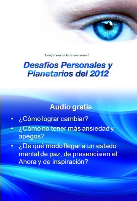 Audios Conferencia Desafios 2012 Como lograr cambiar Johannes Uske