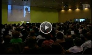 Link al Video de la Conferencia de Eckhart Tolle en Barcelona