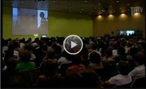 Link al Video de la Conferencia de Eckhart Tolle en Barcelona